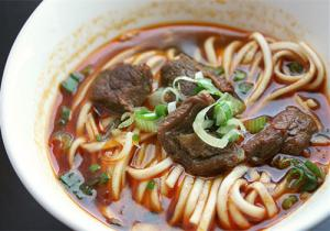 noodle soup with braised beef